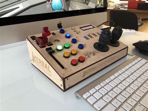 control  kerbal   custom console