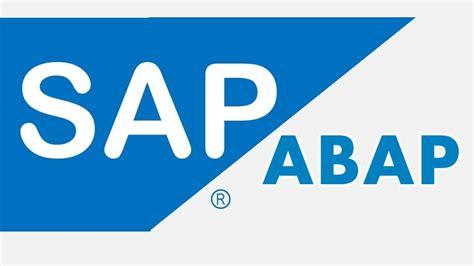 sap advanced business application programming