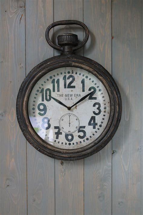 mooie klok interieur mooie klok in brocante stijl verkrijgbaar bij aviale nl