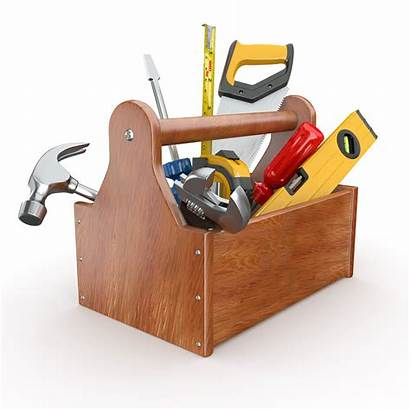 Tools Clipart Builder Tool Box Background Cliparts