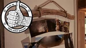 Bilderrahmen Holz Selber Machen : bilderrahmen aus treibholz selber machen selber bauen diy deko tutorial anleitung youtube ~ Orissabook.com Haus und Dekorationen