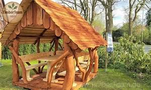 Gartenlauben Aus Holz : gartenlaube pavillon aus holz 200x250 kaufen timberteam ~ Watch28wear.com Haus und Dekorationen