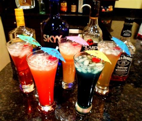 Top Drinks To Order At A Bar - mixed drinks to get higher price tag in the new year
