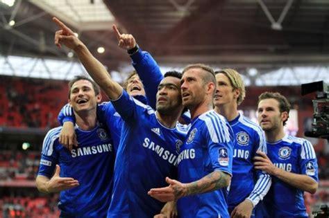 Soccer – FA Cup – Final – Liverpool v Chelsea – Wembley ...