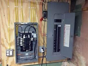 Electrical Sub Panel