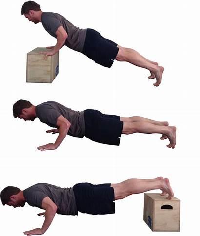 Progression Exercise Regression Push Ups Hands Feet