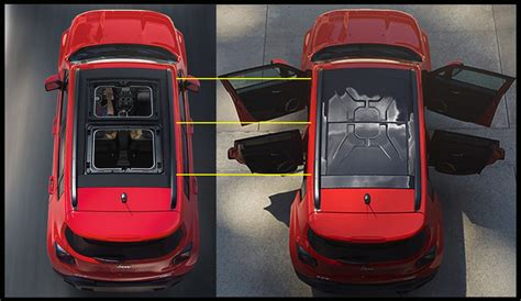 jeep renegade removable roof cross bars and mysky jeep renegade forum