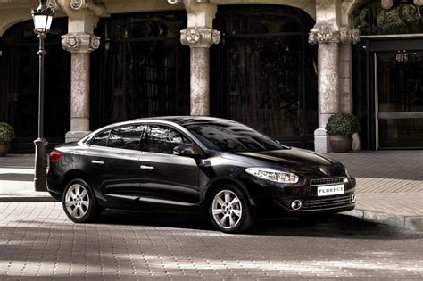renault fluence black renault fluence review and photos
