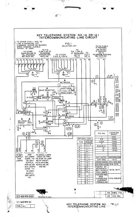 Elgin Wiring Schematic by Telephone Technical References