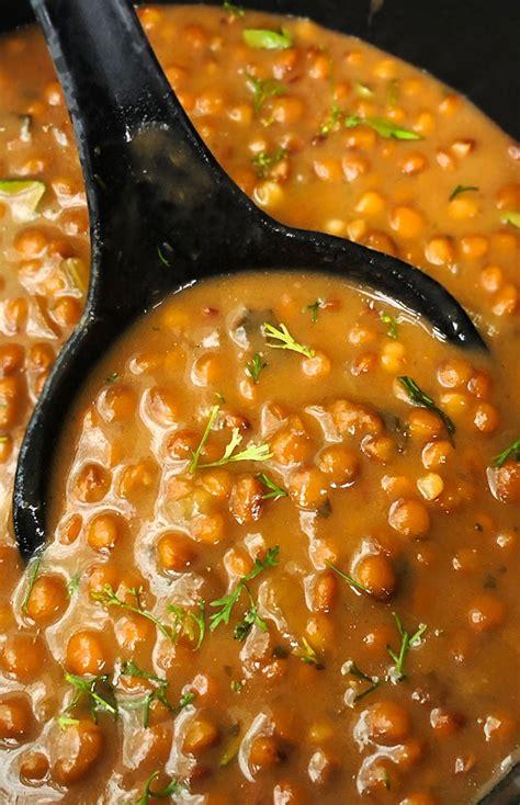 easy lentil soup  pot  pot recipes