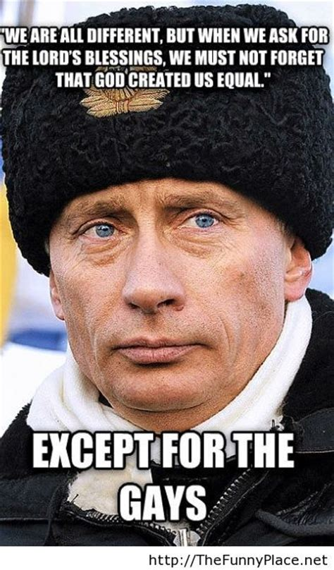 Putin Funny Memes - funny russia thefunnyplace