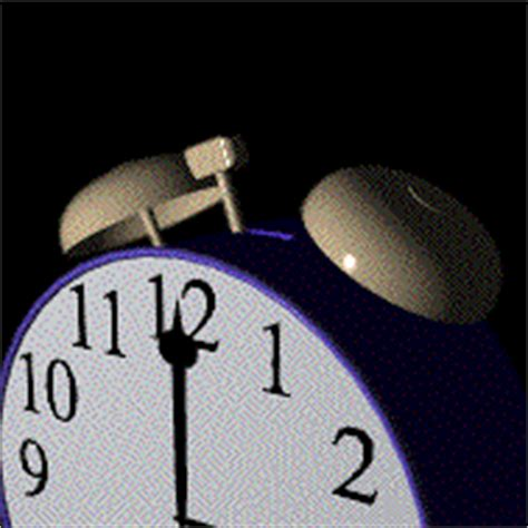 funny animated alarm clock gifs   animations