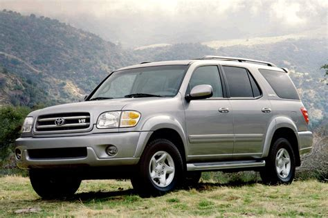 how cars engines work 2002 toyota sequoia navigation system 2001 07 toyota sequoia consumer guide auto