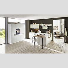 Nolte Küchen Soft Lack Weiß Softmatt U Form Küche Nolte
