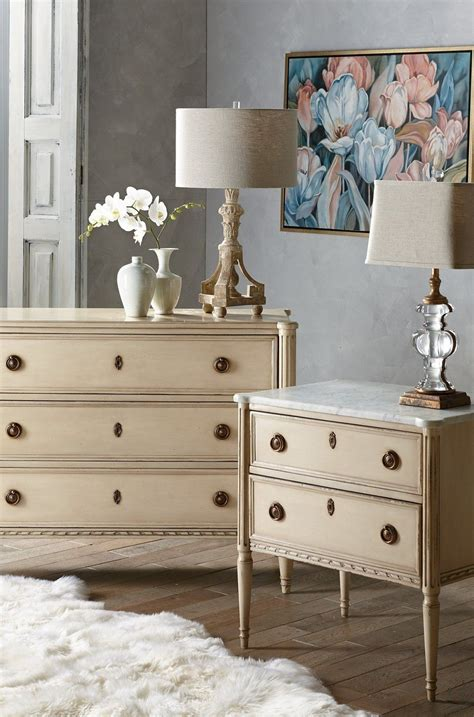 Etienne 3-Drawer Chest | Frontgate | Bedroom furnishings ...