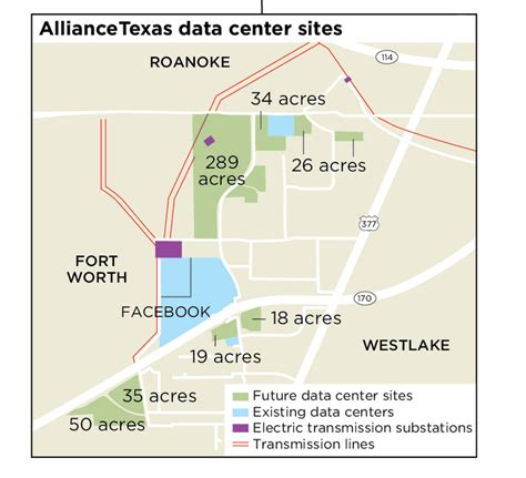 Hillwood, T5 Get Wired North Texas Becoming Data Centered