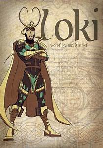 masmitja [licensed for non-commercial use only] / Loki
