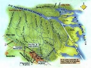 Ríos, arroyos y canales