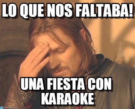 Karaoke Memes - image gallery karaoke meme
