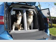 K9B16 Dog Cage & Box for Audi Q5, Volkswagen, Ford Kuga
