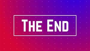 The End Hd Images | www.pixshark.com - Images Galleries ...