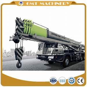 China 25  50 Ton Mobile Truck Crane  Crawler Crane  Tower