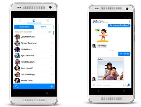 messenger apps for android top 5 best messenger apps for android in 2016 android root