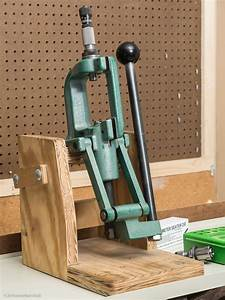Show and Tell: DIY Reloading Press Portable Mount – ocabj.net