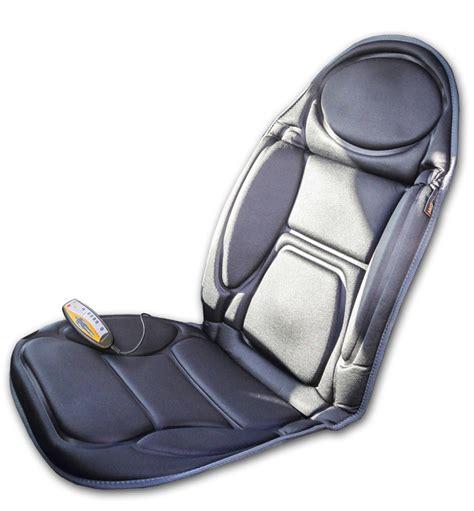 siege pour voiture couvre siège massant par vibrations pour la voiture ou la