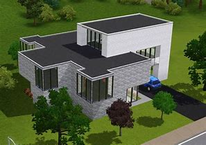 HD wallpapers construction maison moderne sims 2 addii.cf