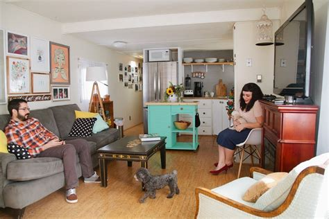 your home interiors modern vintage decor in mobile home