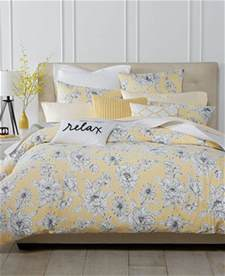 charter club damask designs butter floral bedding collection only at macy s bedding