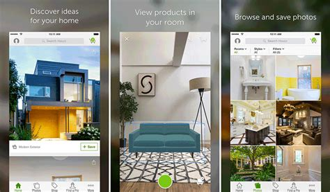 iphone  ipad interior design apps
