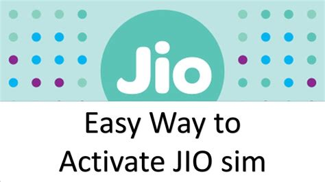 how to activate reliance jio 4g voice call and unlimited