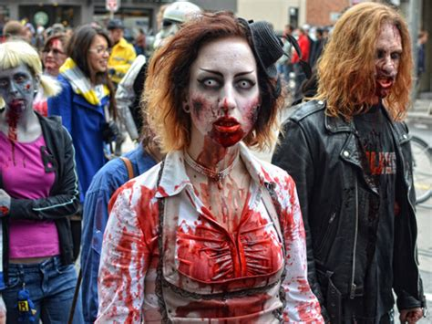 zombie walk toronto october events weekend stay blogto hq