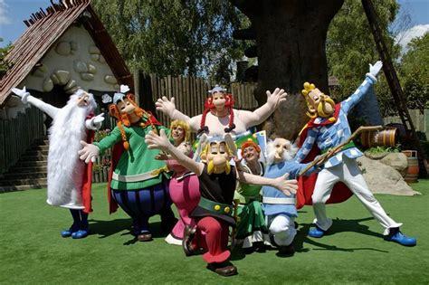 parc asterix avis  attractions horaires