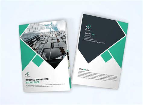 bifold brochure designs portfolio pgbs