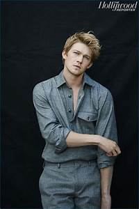 Joe Alwyn Poses For The Hollywood Reporter Talks 39Billy