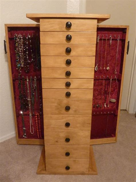 jewelry armoire  steps  pictures
