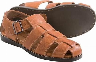 Sandal Sandals Leather Gambar Purepng Transparent Sandalen