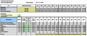 Wareneinsatz Berechnen : unternehmensplanung umsatz und rohertragsplanung ~ Themetempest.com Abrechnung