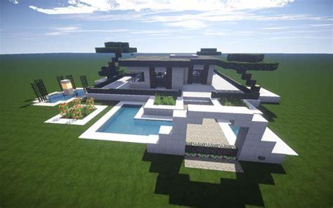 Moderne Minecraft Häuser Zum Nachbauen by Kleines Und Einfaches Modernes Haus In Minecraft Leichtes