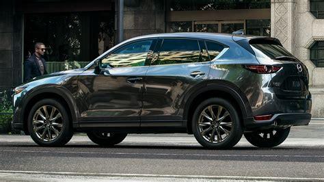 2019 Mazda Cx5 Signature Debuts With Turbo Engine Motor