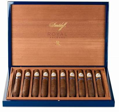 Davidoff Release Royal Cigar Cigars Salomone Announced