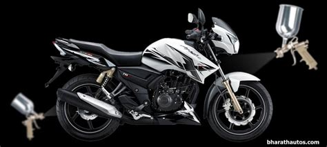 Tvs Max 125 Backgrounds by Tvs Apache 180 Xventure Edition Launched In Indonesia