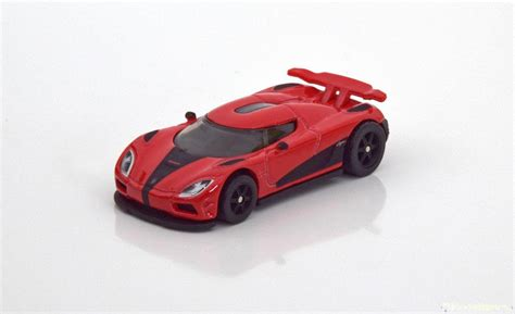 64 Hot Wheels Koenigsegg Artega R Need For Speed Red