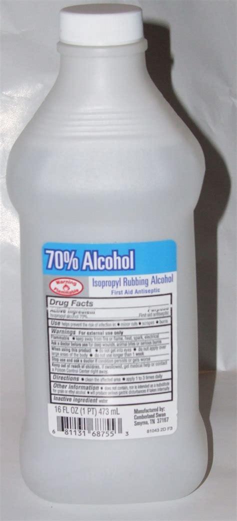 Rubbing alcohol - Wikiwand