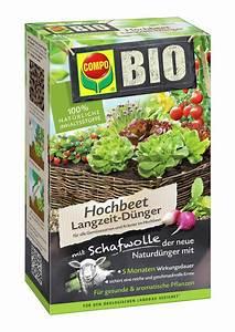 Dünger Für Gemüse : compo bio hochbeet langzeit d nger f r gem se obst kr uter und andere hochbeet pflanzen 5 ~ Frokenaadalensverden.com Haus und Dekorationen