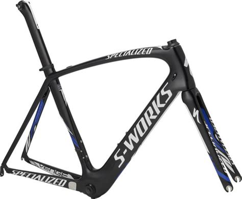 cadre specialized s works specialized venge et tarmac sl4 replica step et