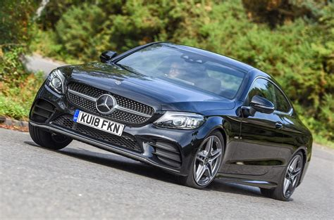Review Mercedes C Class Coupe by Mercedes C Class Coupe Review 2019 Autocar